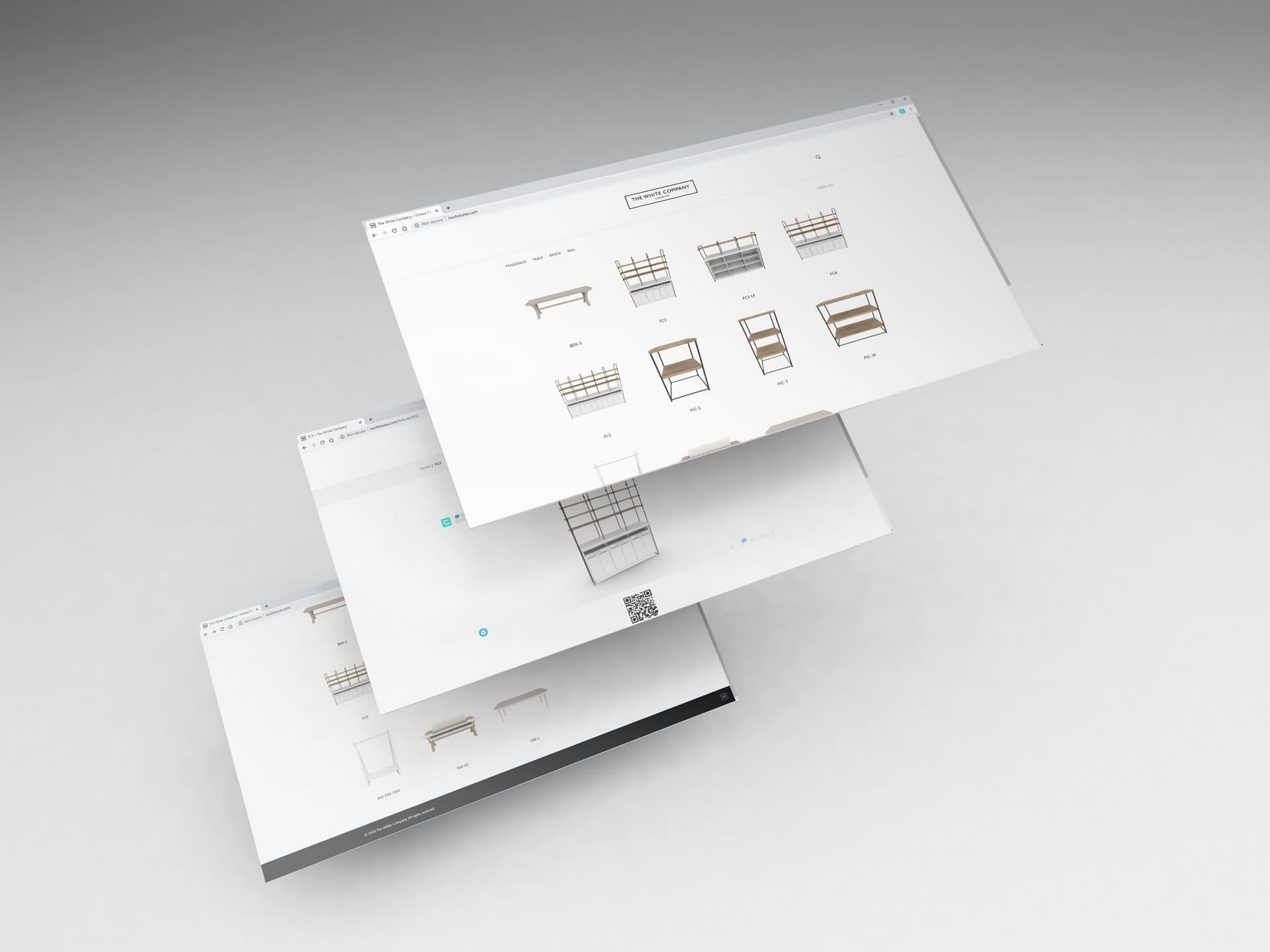 3D Fixture Library
